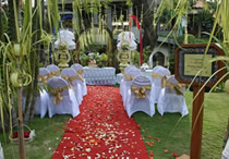bali dinasty hotel wedding