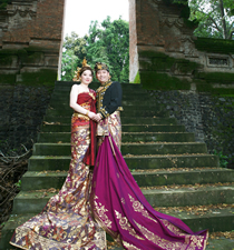 hindu balinese wedding